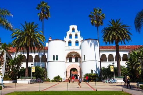 サンディエゴ州立大学オンラインプログラム