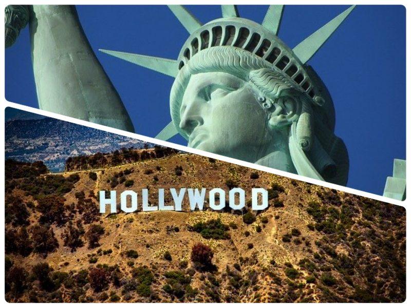 ニューヨークVSカリフォルニア